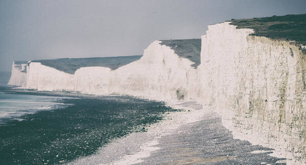 English Countryside Photograph - Birling Gap  by Martin Newman