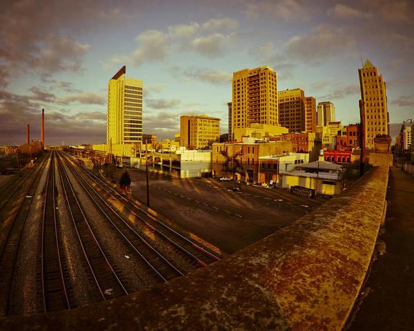 Photograph - Birmingham Awakes by Just Birmingham