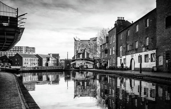 Photograph - Birmingham Canal by Nick Bywater