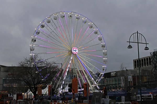 Photograph - Birmingham Wheel by Tony Murtagh