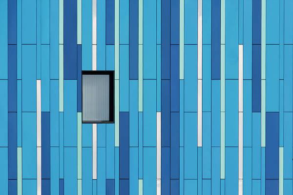 Photograph - Birmingham Windows 1 by Stuart Allen