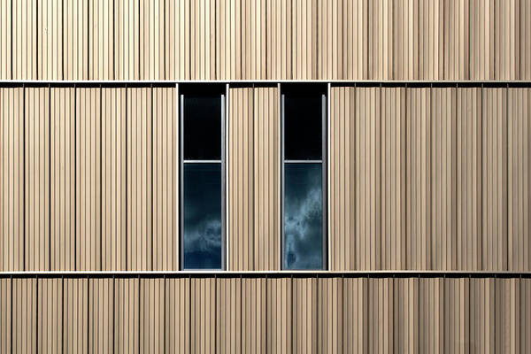 Photograph - Birmingham Windows 2 by Stuart Allen