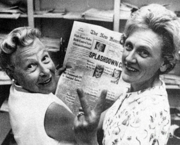 Photograph - Birth Control Ruling, 1965 by Granger