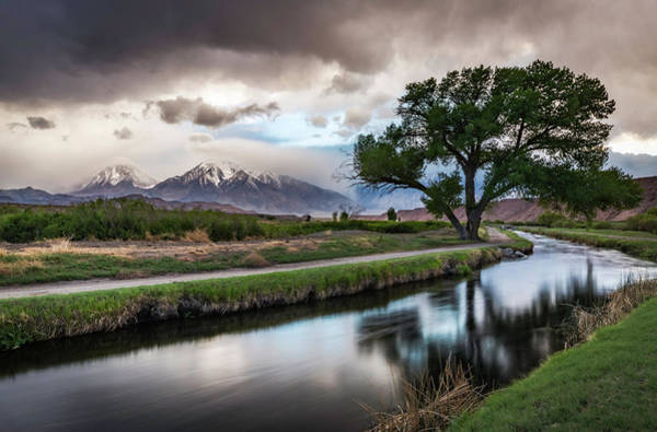 Wall Art - Photograph - Bishop Canal by Cat Connor