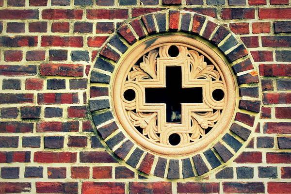 Wall Art - Photograph - Bishop Mcdevitt Window by Joseph Skompski
