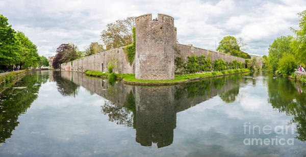 Photograph - Bishops Palace, Wells by Colin Rayner