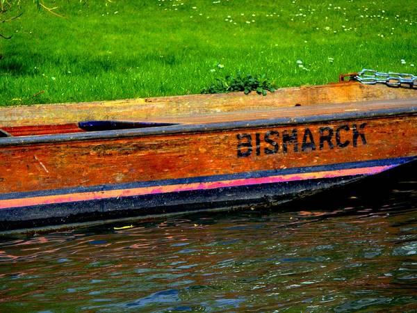 Bismarck Art Print