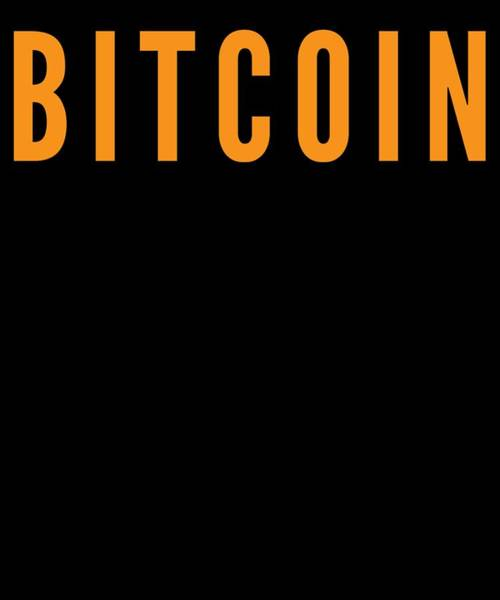 Cryptocurrency Drawing - Bitcoin Changed My Life Tell The World Cryptocurrency Trader Or Hodl Love Crypto Gift Or Present For by Cameron Fulton