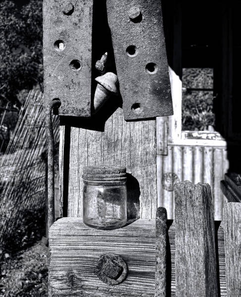 Wall Art - Photograph - Bits And Pieces by Wayne Sherriff