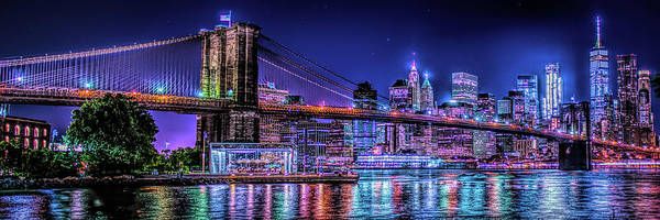 Photograph - Bk Glow by Theodore Jones