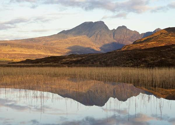 Photograph - Bla Bheinn by Stephen Taylor