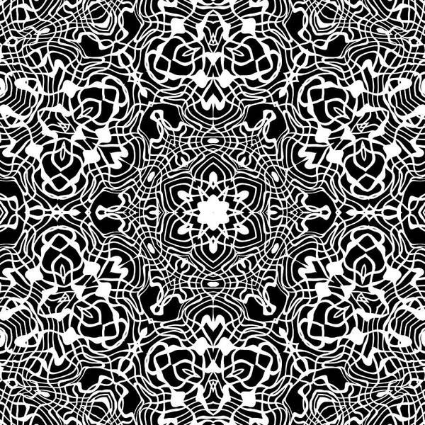 Digital Art - Black And White 18 by Robert Thalmeier