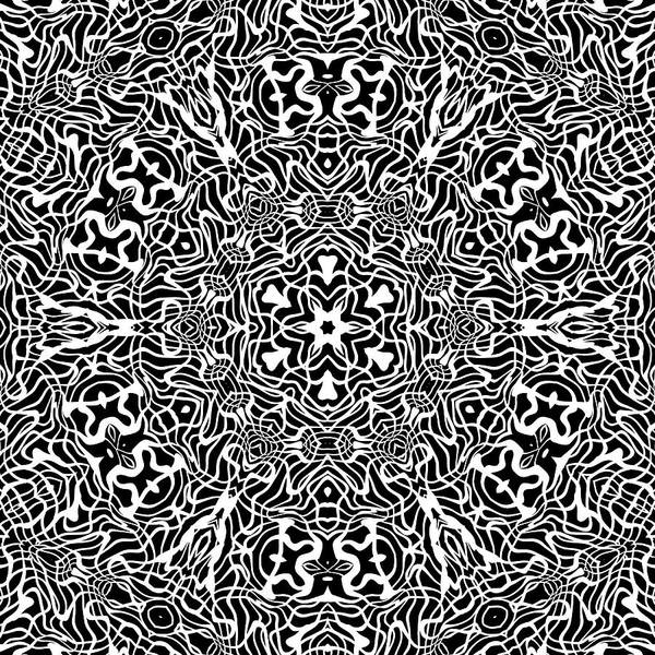 Digital Art - Black And  White 21 by Robert Thalmeier
