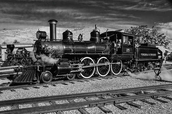Wall Art - Photograph - Black And White 25 by Garry Gay