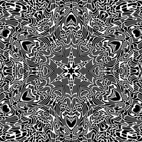 Digital Art - Black And  White 28 by Robert Thalmeier