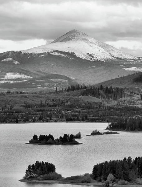 Photograph - Black And White Breckenridge by Dan Sproul