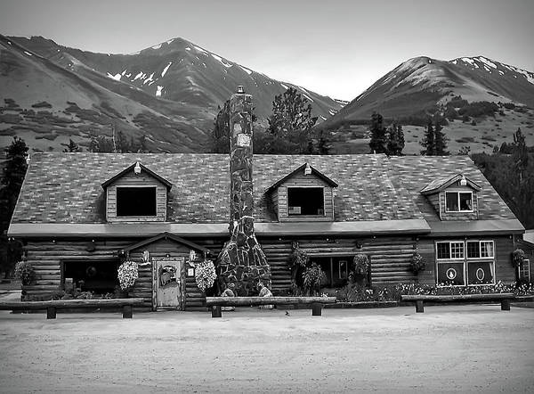 Summit Lodge Art | Fine Art America