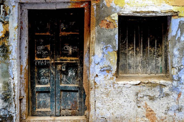 Photograph - Black Door by M G Whittingham
