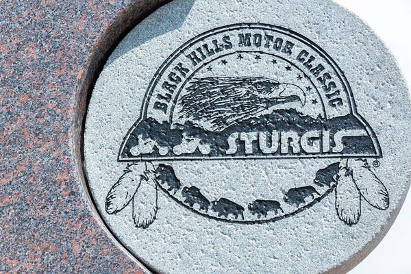 Sturgis Wall Art - Photograph - Black Hills Motor Classic Sign by Jess Kraft