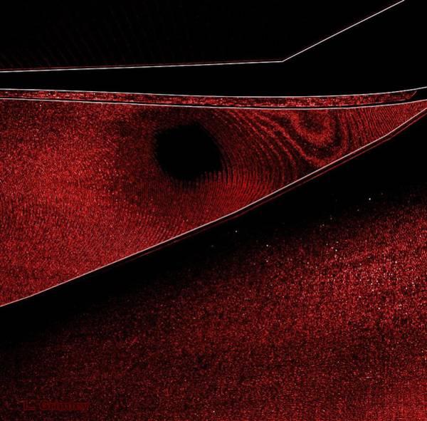 Wall Art - Digital Art - Black Hole by Lessandra Grimley