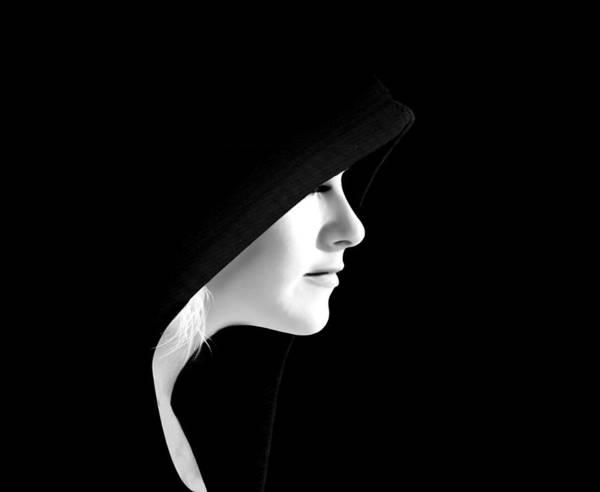 Wall Art - Photograph - Black Hoodie by Greg Waters