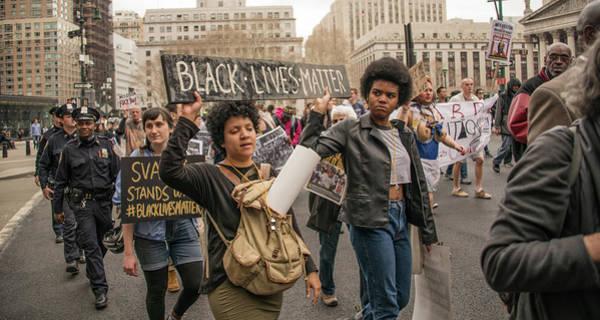 Photograph - Black Lives Matter by Theodore Jones