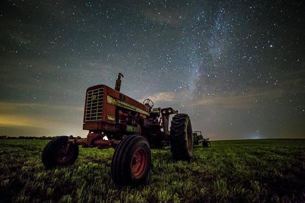 Photograph - Black Moon  by Aaron J Groen