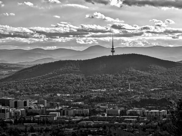 Photograph - Black Mountain - Canberra - Australia by Steven Ralser