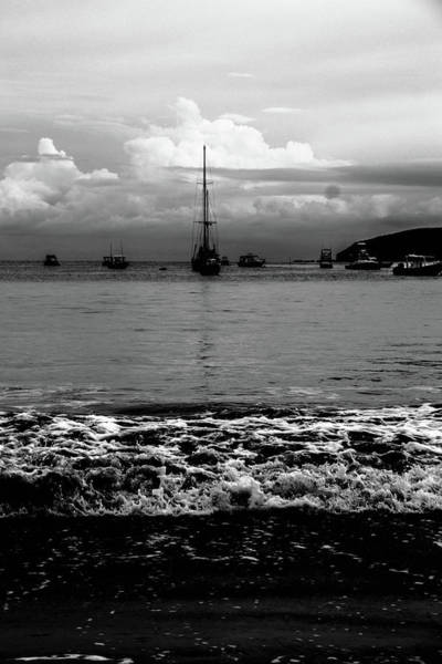 Photograph - Black Sails by D Justin Johns