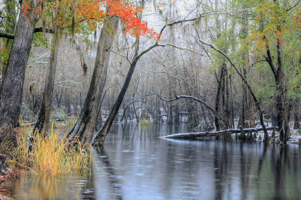Photograph - Black Water by JC Findley