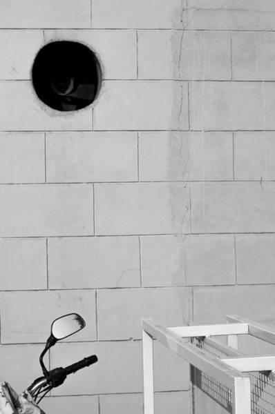Wall Art - Photograph - Black White Grey by Prakash Ghai