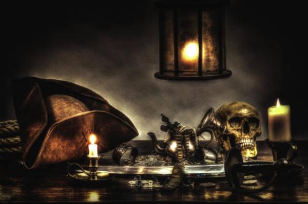 Wall Art - Photograph - Blackbeards Treasure by Hans Zimmer