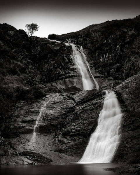 Wall Art - Photograph - Blackhill Waterfall by Dave Bowman
