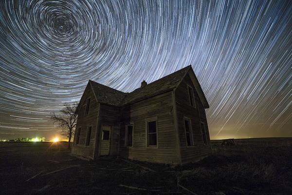 Photograph - Blackhole Sun by Aaron J Groen