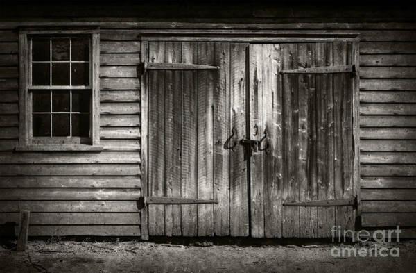 Photograph - Blacksmith's Shoppe by Debra Fedchin