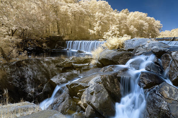 Photograph - Blackstone Gorge Infrared 2 by Brian Hale