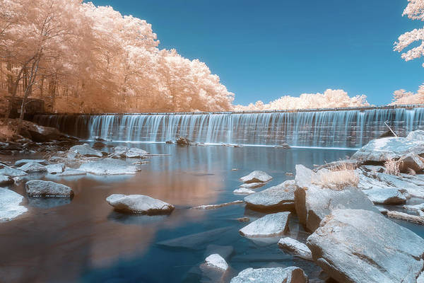 Photograph - Blackstone Gorge Infrared by Brian Hale