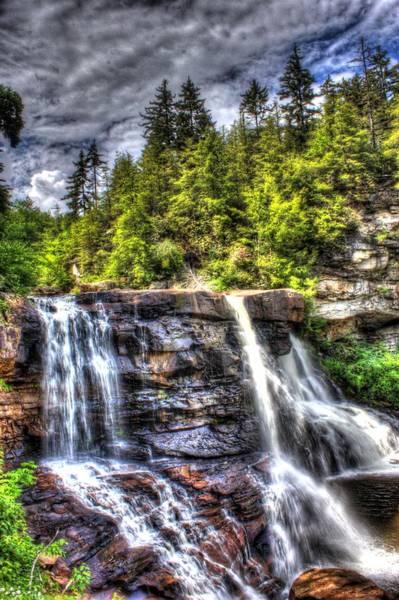 Shannon Falls Wall Art - Photograph - Blackwater Falls by Shannon Louder