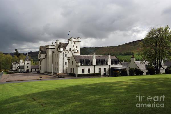 Photograph - Blair Castle by Maria Gaellman