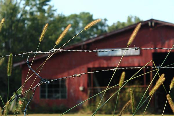 Wall Art - Photograph - Blair Farm Barn 1 by Kevin Wheeler