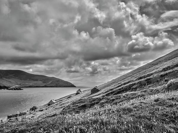Photograph - Blasket Island Sky #e8 by Leif Sohlman
