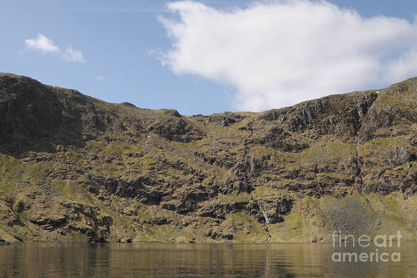 Haweswater Wall Art - Photograph - Blea Water by Smart Aviation