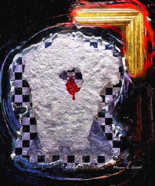 Pyrography - Bleedingheart by Mauro Celotti