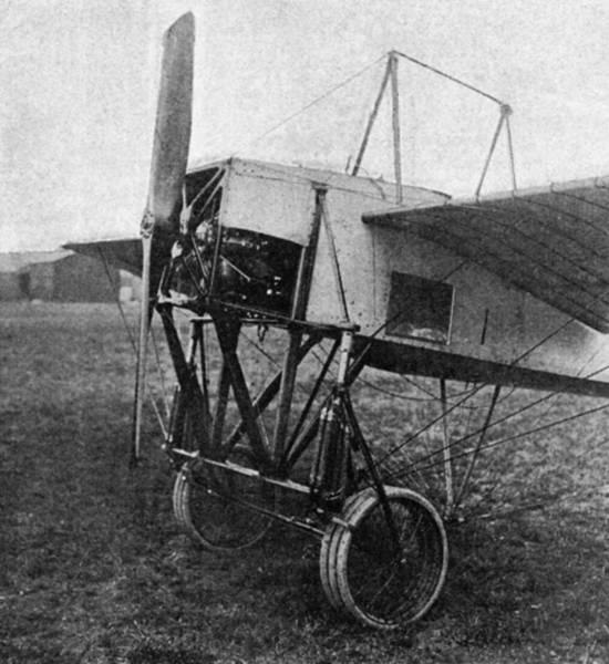 Bleriot Photograph - Bleriot Monoplane, 1911 by Granger