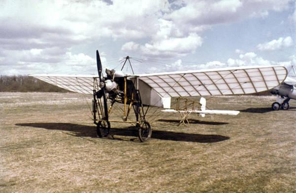 Bleriot Photograph - Bleriots Plane, 1909 by Granger