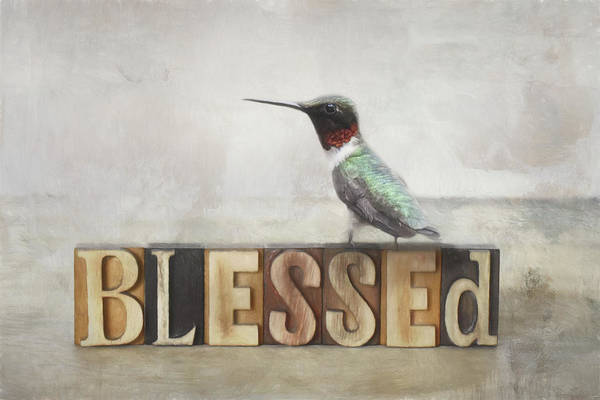 Photograph - Blessed by Jai Johnson