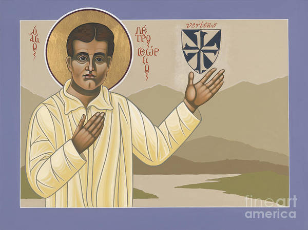 Painting - Blessed Pier Giorgio Frassati 197 by William Hart McNichols