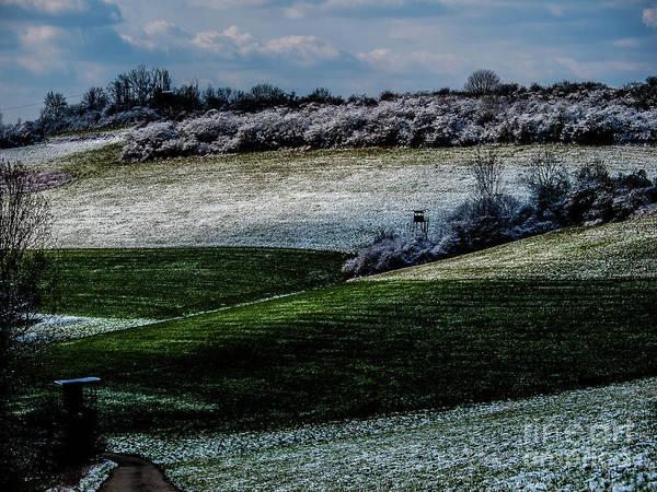 Photograph - Bliesgau_14 by Jorg Becker