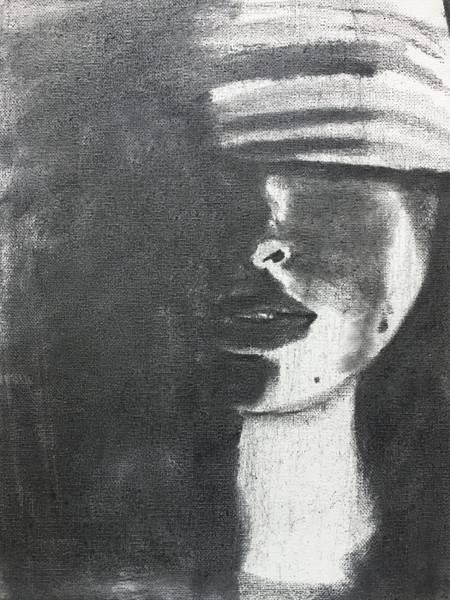 Blind Justice Art Print