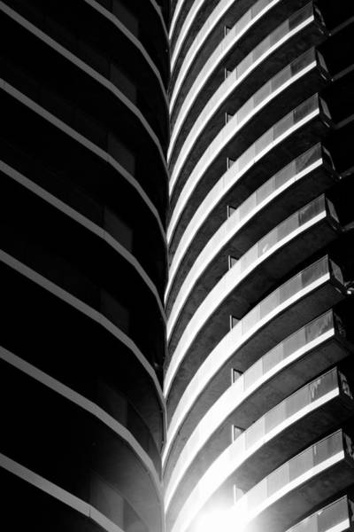 Condos Photograph - ...blinded By The Light... by Russell Styles